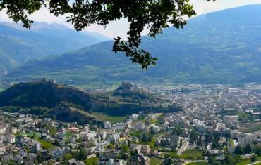 La capitale du vin suisse