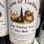 Cana Wedding Wine