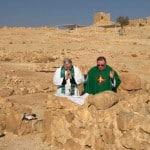 messe à Massada
