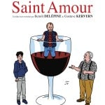 affiche St amour