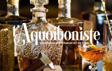 L'Aquoiboniste, chef ès spiritueux