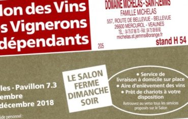 les Vignerons à Paris