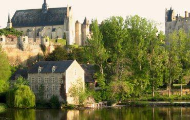 Montreuil-Bellay, le camp de base