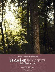 livre dont le sujet traite du boisé dans le vin