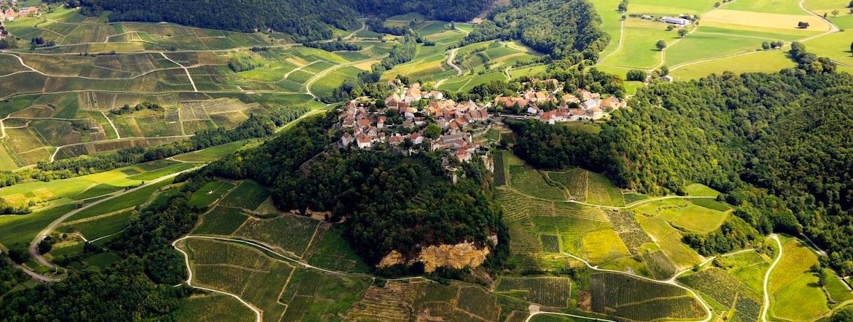 Mystères et clavelins à Château Chalon