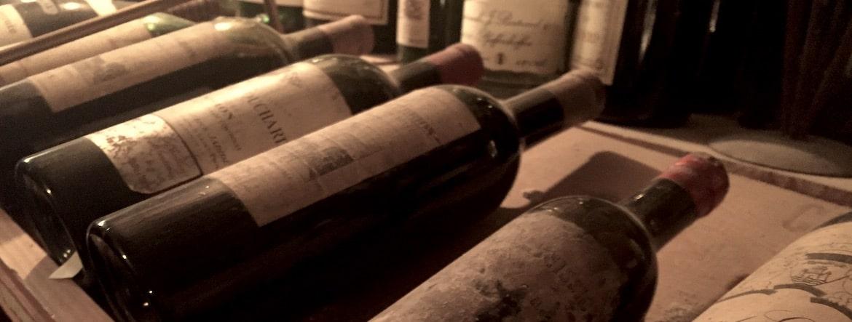 Acheter des vins trop âgés : une question de goût (du risque)