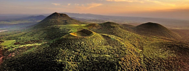 Le vignoble d'Auvergne sent le volcan